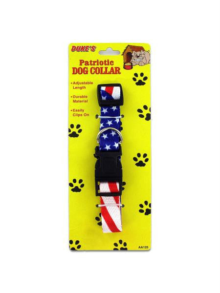 Patriotic Dog Collar (Available in a pack of 24)