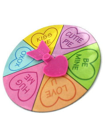 Valentine Magnetic Spinners (Available in a pack of 20)