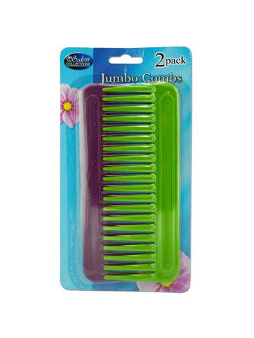 Jumbo Comb Set (Available in a pack of 24)