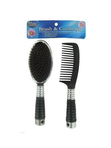 Hair Brush & Comb Set (Available in a pack of 24)