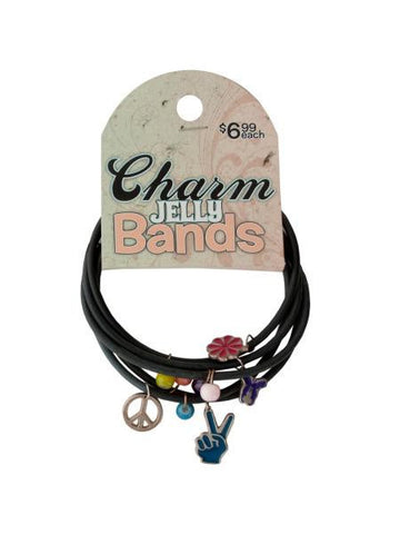 Charm Jelly Bands (Available in a pack of 24)