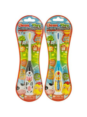 Old MacDonald Musical Toothbrush (Available in a pack of 24)