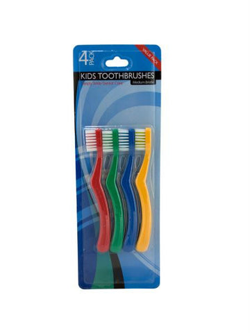 Kids Toothbrush Set (Available in a pack of 24)