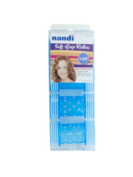 Self-Grip Medium Hair Rollers (Available in a pack of 24)