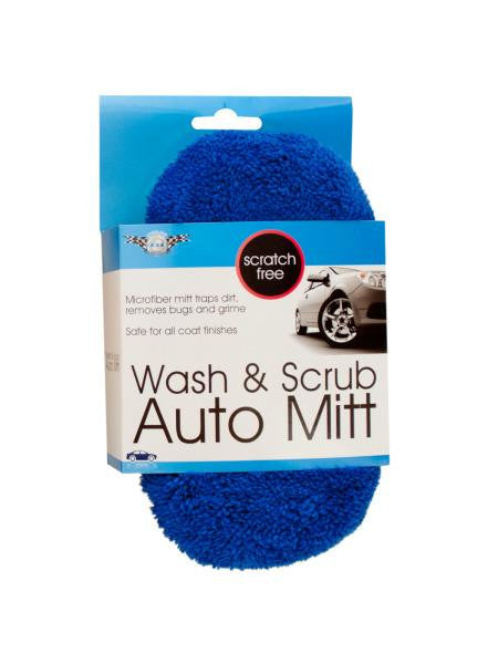 Scratch Free Wash & Scrub Auto Sponge (Available in a pack of 18)