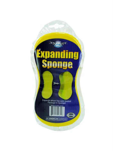 Expanding Sponge (Available in a pack of 12)