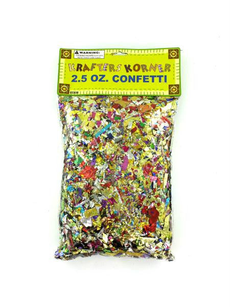 Jumbo Craft Confetti Pack (Available in a pack of 12)
