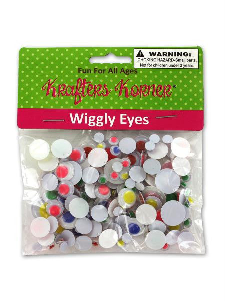 Wiggly Eyes (Available in a pack of 12)