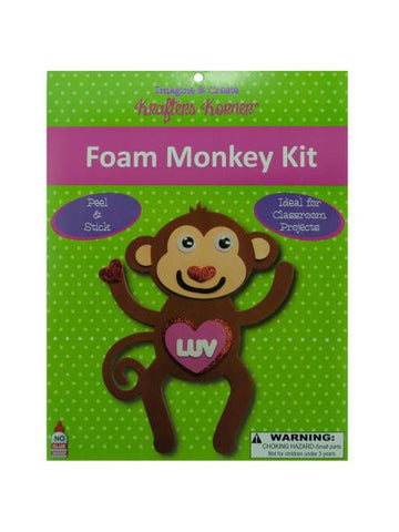 Foam Monkey Kit (Available in a pack of 24)