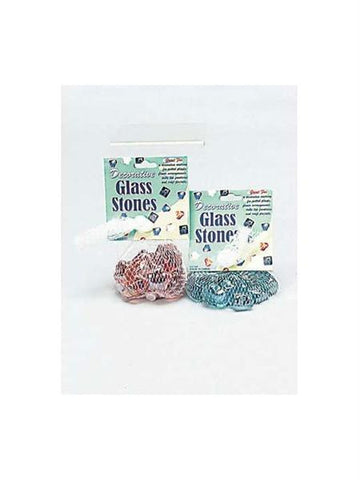 Decorative Glass Stones (Available in a pack of 10)