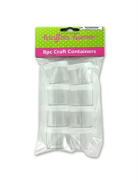 Small Craft Containers (Available in a pack of 24)