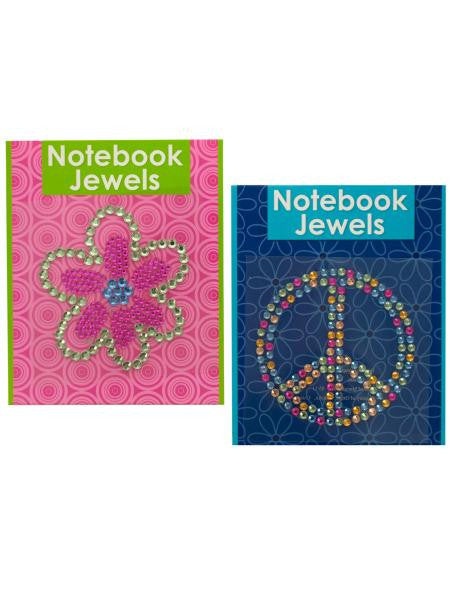Notebook Jewels (Available in a pack of 24)