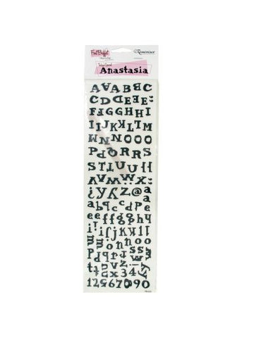 Anastasia Creative Rub-on Transfers (Available in a pack of 24)