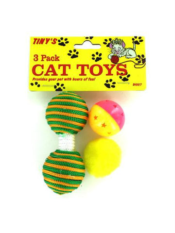 Cat Toy Fun Pack (Available in a pack of 24)