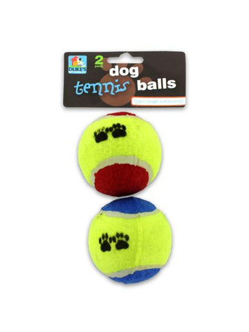 Dog Tennis Ball Set (Available in a pack of 24)