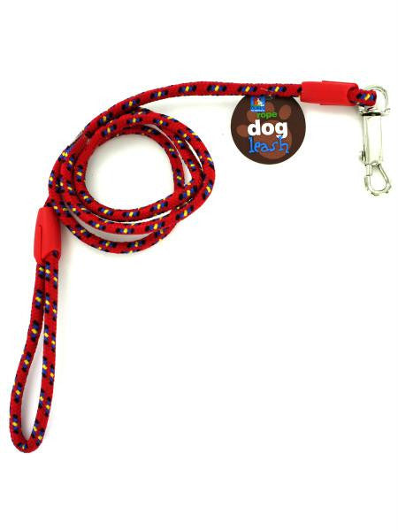 Rope Dog Leash (Available in a pack of 24)