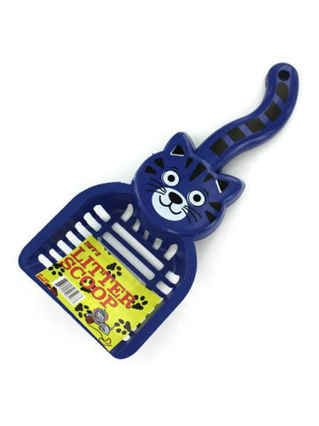 Cat-shaped Litter Scoop (Available in a pack of 24)