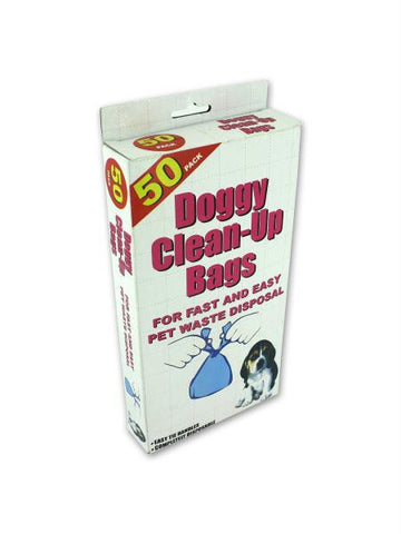 Pet Waste Disposal Bags (Available in a pack of 24)