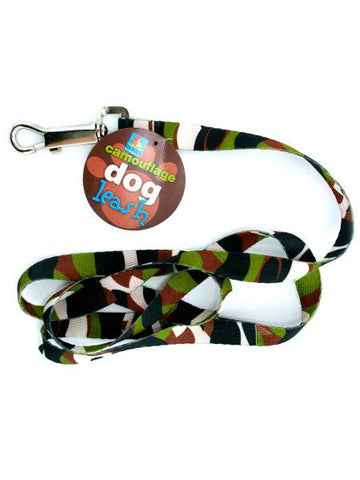 Camouflage Dog Leash (Available in a pack of 24)