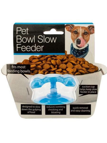 Pet Bowl Slow Feeder (Available in a pack of 24)