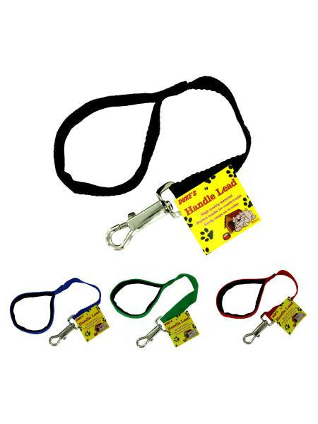 Dog Lead with Padded Handle (Available in a pack of 24)