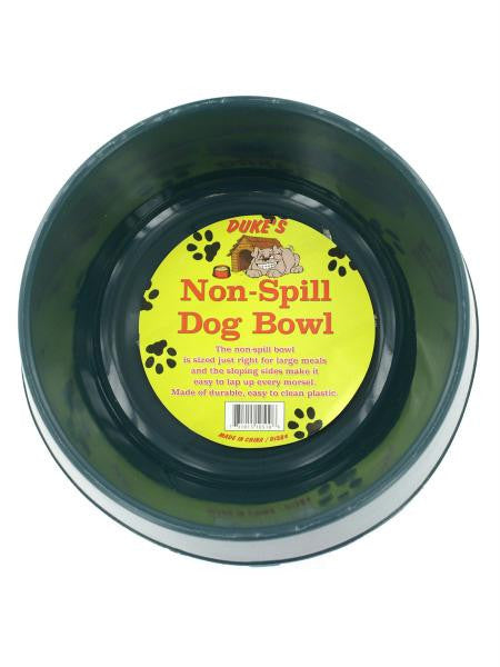 Non-Spill Dog Bowl (Available in a pack of 24)