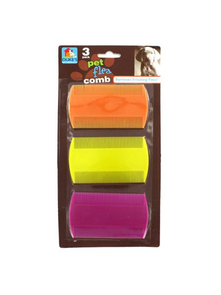 Pet Flea Combs (Available in a pack of 24)