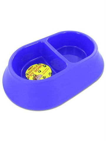 Double-Sided Pet Bowl (Available in a pack of 24)