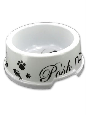 Melamine Cat Bowl (Available in a pack of 12)