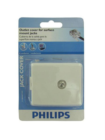 Philips Jack Cover (Available in a pack of 18)