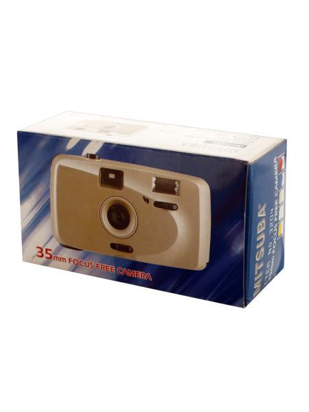 Reusable Focus Free Camera with Flash and Case (Available in a pack of 24)