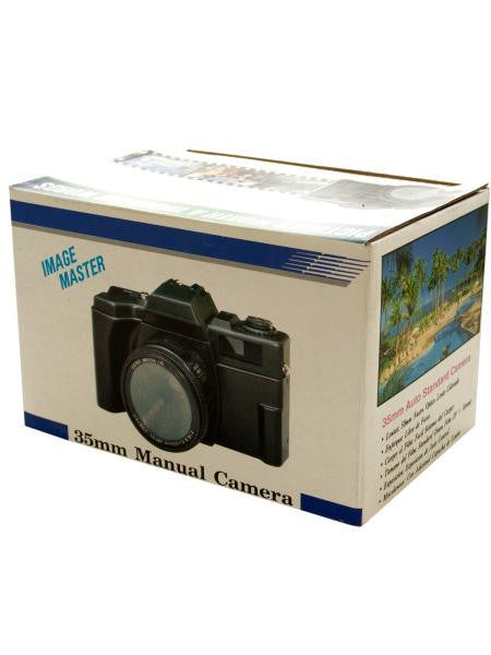 Focus Free Manual Camera with Case (Available in a pack of 4)