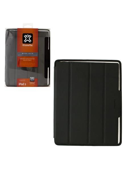 IPad 2 Ultra-Thin Micro Folio Case (Available in a pack of 10)