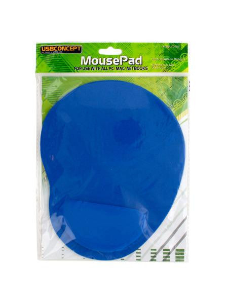 Mouse Pad with Wrist Support (Available in a pack of 24)