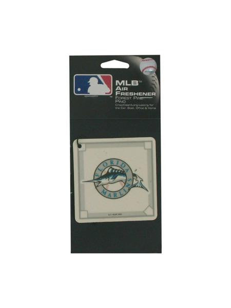 Florida Marlins Pine Freshener (Available in a pack of 24)