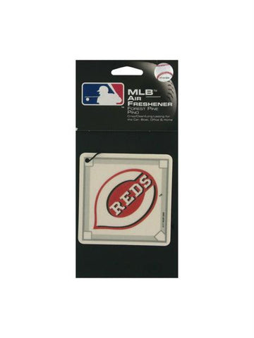 Cincinnati Reds Pine Air Freshener (Available in a pack of 24)