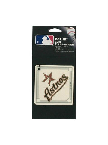 Houston Astros Baseball Air Freshener (Available in a pack of 24)