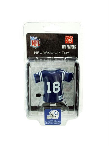 Indianapolis Colts Peyton Manning Wind-Up Toy (Available in a pack of 8)