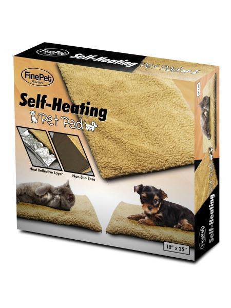 Self Warming Pet Cushion (Available in a pack of 2)