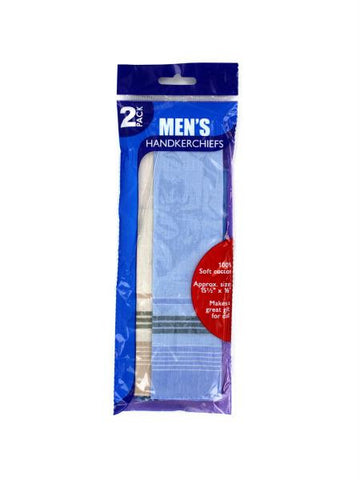 Men's Handkerchiefs (Available in a pack of 24)