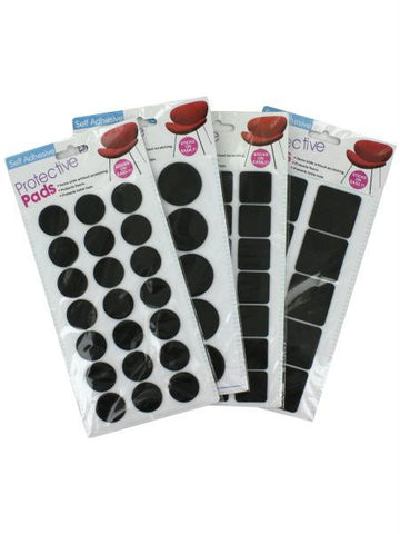 Self-Adhesive Protective Furniture Pads (Available in a pack of 24)