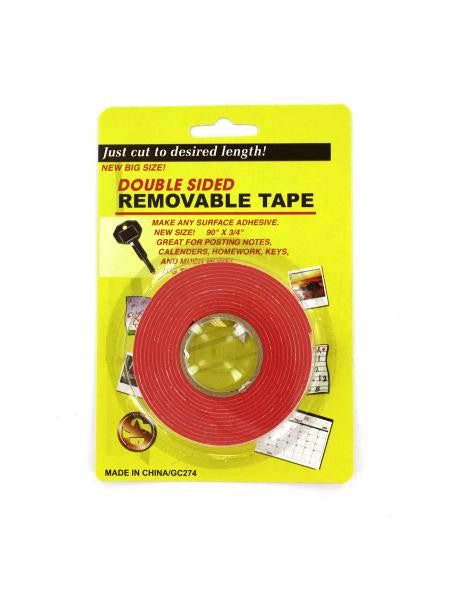 Double-Sided Tape (Available in a pack of 24)