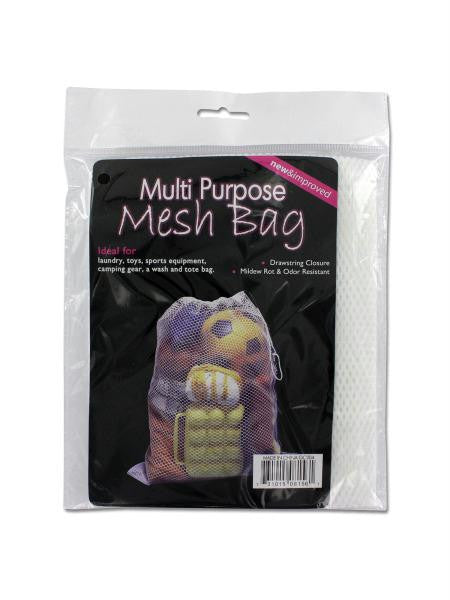 Multi-Purpose Mesh Bag (Available in a pack of 24)