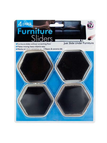 Furniture Sliders (Available in a pack of 24)