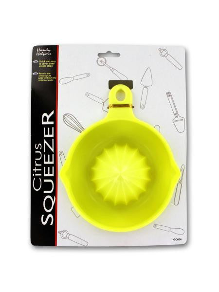 Citrus squeezer (Available in a pack of 24)