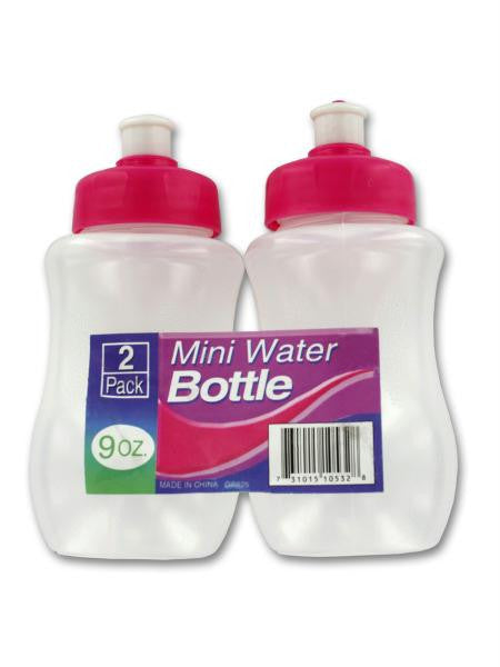 Mini Water Bottle Set (Available in a pack of 25)