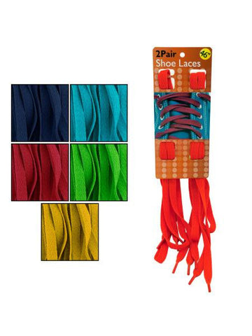 Colorful Shoelaces Set (Available in a pack of 10)