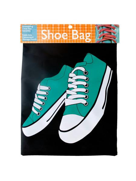Shoe Bag with Drawstring (Available in a pack of 12)