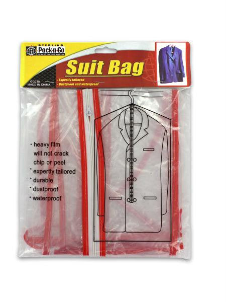 Waterproof Suit Bag (Available in a pack of 12)