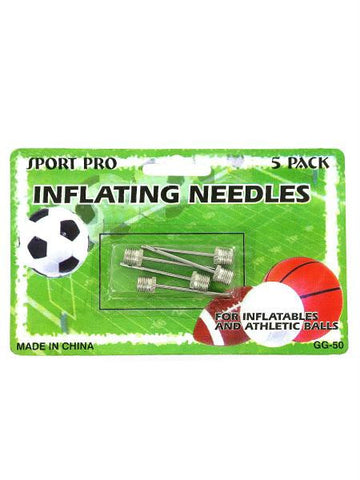Sports Ball Inflator Needles (Available in a pack of 24)